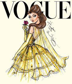 5 Hayden Williams - princesas Vogue