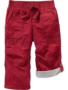 Old Navy | Roll-Up Hybrid Pants for Baby