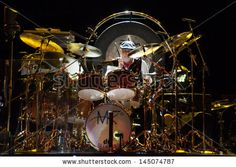SACRAMENTO, CA - JULY 6: Mick Fleetwood of Fleetwood Mac performs in support of the bands' Extended Play release at Sleep Train Arena on July 6, 2013 in Sacramento, California.