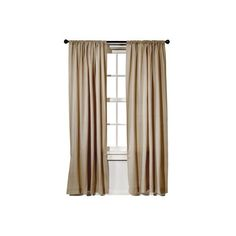 Target Home Farrah Window Panel ($28) ❤ liked on Polyvore featuring home, home decor, window treatments, curtains, interior design, windows, decor, window drapery, target curtains and window coverings