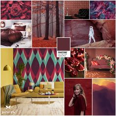 Pantone Fall 2017 Tawny Port #pantone #fall #tawny #port