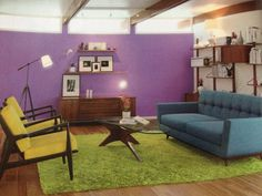 239 Best Mid Century Living Room Images In 2016 Bachelor