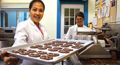 River of Life Mission's thriving chocolate business shows that chocolate can be less about indulgence and more about service.