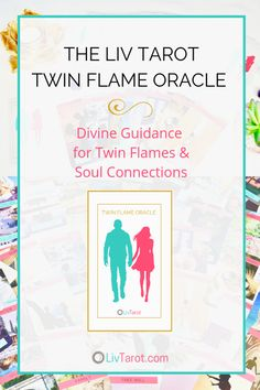Looking for guidance on a deep connection you feel with someone? The Twin Flame Oracle was created for all of you precious souls who are seeking love and union with your twin flame, soul mate, or life partner. This deck is a gentle and loving guide to bring you clarity on the most pressing questions you may have about your current relationship or a connection you feel with a potential partner. #twinflames #twinflameseparation #loveoracle #lovetarot #oracledecks #loveoracledecks