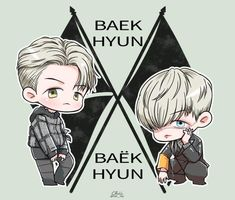 Find images and videos about kpop, art and exo on We Heart It - the app to get lost in what you love. Baekhyun Fanart, Kpop Fanart, Chanyeol, Kpop Exo, Chanbaek, Exo Ot12, Baekyeol, Exo Cartoon, Exo Anime