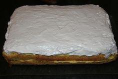 bucataria in imagini: Prajitura Petre Roman Caramel, Desserts, Roman, Food, Sticky Toffee, Tailgate Desserts, Candy, Deserts, Essen