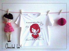 Camiseta Dora para niña: 15 euros