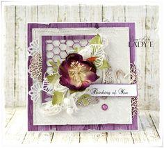 Scrap Art by Lady E: Card give away over the Scrap & Craft :) / Kartka do zgarnięcia na blogu Scrap & Craft :)