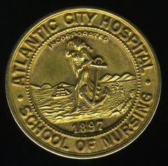 Atlantic City Hospital School of Nursing, NJ