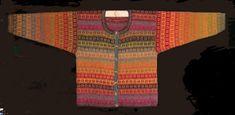 Sweater using Kauni Yarn Drops Design, Knit Or Crochet, Baby Knitting, Knitting Sweaters, Knit Cardigan, Sewing Crafts, Free Pattern, Inspiration, Mens Tops