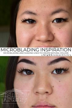 The secret to perfect microblading besides an experienced artist? CUSTOM BROW SHAPING. Every. Single. Time. NO STENCILS Semi Permanent Makeup, Eyebrows On Fleek, Brow Shaping, Anastasia Beverly Hills, Stencils, Artist, Inspiration, Instagram, Biblical Inspiration