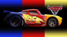 Disney Pixar Cars 3 Lightning McQueen Cruz Ramirez Jackson Storm Transfo...