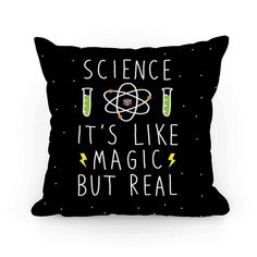 Show off your love of science with this hand-drawn, magic humor, scientific shirt! Magic isn't real, but science is the next best thing! Science Room Decor, Science Bedroom, Science Boys Room, Science Classroom, Classroom Decor, Bedroom Themes, Girls Bedroom, Science Party, Science Jokes