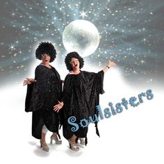 Great soulmusic sung by the soulsisters with a surprise at the end.....
