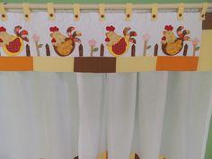 """Cortina e Bandô para cozinha """"chá da tarde""""...   Fazemos outros temas e cores .....consulte-nos...    BANDÔ FEITO EM PIQUET E TRICOLINE E CORPO DA CORTINA EM CAMBRAIA( PARTE BRANCA E BARRADO EM TRICOLINE .    CORTINA PARA VARÃO DUPLO.      TAMANHO 1,40X1,20 -R $ 249,99  TAMANHO 1,50X1,20 -R$268,9..."""