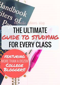 Blogs from fellow college students are one of the best resources available to provide you with the most effective study tips on the web, so I've compiled the best of the best posts online to …
