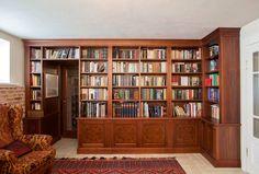 biblioteka wykonana pod wymiar