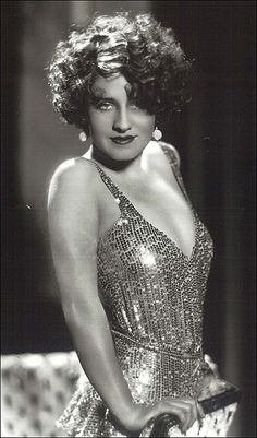 Norma Shearer, a Great Actress, was married to Irving Thalberg The head of one of the studios.....