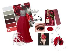 """""""Be the sexy and elegant girl"""" by hanani-nur on Polyvore featuring Lime Crime, Steve Madden and Elegant"""