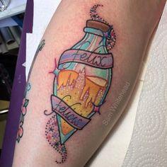 24 British Tattoo Artists You'll Want To Get Inked By Immediately Nerdy Tattoos, Cartoon Tattoos, Cool Tattoos, Hp Tattoo, Piercing Tattoo, Piercings, Wand Tattoo, Hogwarts Tattoo, Harry Potter Tattoos