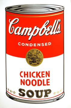 Andy Warhol, Campbells Soup Tomato, Sunday B. Morning Andy Warhol, Campbells Soup Tomato, Sunday B. Andy Warhol Pop Art, Andy Warhol Bilder, Andy Warhol Prints, Warhol Paintings, Oil Paintings, Painting Art, Painting Prints, Roy Lichtenstein, Jasper Johns