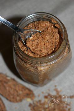 Gluteeniton keksivoi - glutenfree cookie butter