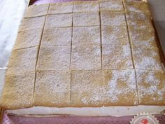 Butcher Block Cutting Board, Pie, Vegan, Cookies, Sweet, Torte, Crack Crackers, Candy, Cake