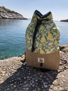 We introduce you to our brand's newest Beach Bag Backpack Design. This bag makes vacation travelling easy, it's an Oversized bag for all your essentials that shouts summer. Beach Backpack, Backpack Bags, Designer Backpacks, New Bag, Sicily, Vacation Trips, Bag Making, How To Introduce Yourself, Patterns
