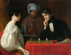 George Whiting Flagg. The Chess Players Checkmate