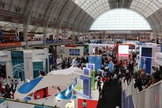 8 June Info Security exhibition with Unipart at Olympia