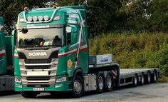 Scania R and S series &.//////////