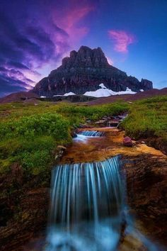 Glacier National Park, Montana - for when we visit Chris! Description from pinterest.com. I searched for this on bing.com/images
