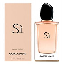 Si, Giorgio Armani, R$439,00