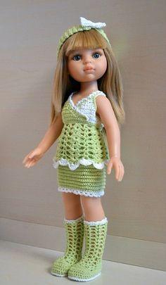 Еще один комплект для Карлочки - Куклы Paola Reina и Nicoleta - Страна Мам