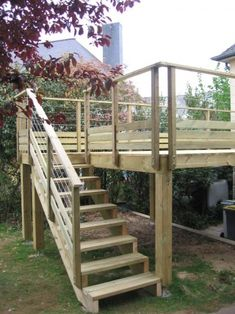 Image 13 from the category: terraces on stilts, railings and stairs. While old inside notion, Outdoor Gazebos, Outdoor Structures, Hillside Deck, Outdoor Restaurant Patio, Freestanding Deck, Garden Huts, Raised Deck, Small Cottages, Wooden Staircases
