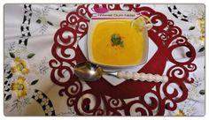 حساء السمك و الخضر بالقمرون | مطبخ أم نضال