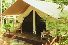 If you're not quite ready to rough it yet, these two Sullivan County campsites offer a happy medium between enjoying the outdoors and staycationing in style