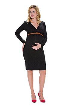 My Tummy Vestito premaman Carla grigio scuro M (medium) My Tummy http://www.amazon.it/dp/B00NO3960U/ref=cm_sw_r_pi_dp_z9iDub1FR6E23