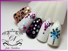 ♥Камифубики или конфети♥Как их крепить ♥Дизайны с ними♥ - YouTube