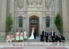 Wedding Photography  {www.hillierstudio.com}  Hillier Studio