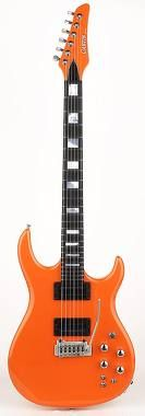 orange guitar - Google Search