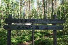 Luonnonpolkuja ja metsämaisemia, Kelvenne