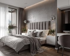 Luxurious bedrooms - 30 Minimalist Bedroom Decor Ideas that are Not Too much but Just Enough – Luxurious bedrooms Luxury Bedroom Furniture, Luxury Bedroom Design, Master Bedroom Design, Home Decor Bedroom, Modern Furniture, Bedroom Design Minimalist, Rustic Furniture, Master Suite, Antique Furniture
