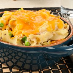 Oven Baked Tuna Casserole Recipe from The Lebanese Kitchen
