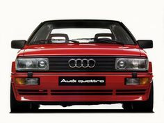 #Audi #quattro #tradition
