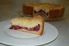 Zwetschgen - Käse - Kuchen