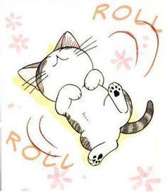 kawaii cat Chi's sweet home Chat Kawaii, Kawaii Cat, Kawaii Anime, Chi Le Chat, I Love Cats, Cute Cats, Silly Cats, Chi's Sweet Home, Gato Anime