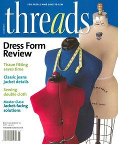 Threads magazine 123 march 2006 by Pennie Annie - issuu