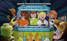 Scooby Doo Legos, Love Them! What's New Scooby Doo, Scooby Doo Toys, Scooby Doo Mystery, Mummy Museum, Lego Dragon, Play Day, Thundercats, Thomas And Friends, Lego Marvel