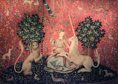 The Lady and the Unicorn -Sight by Kotomicreations, via Flickr